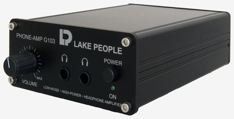 Lake People phone amp G103