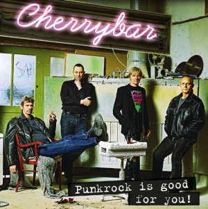 Cherrybar - Punkrock is good for you